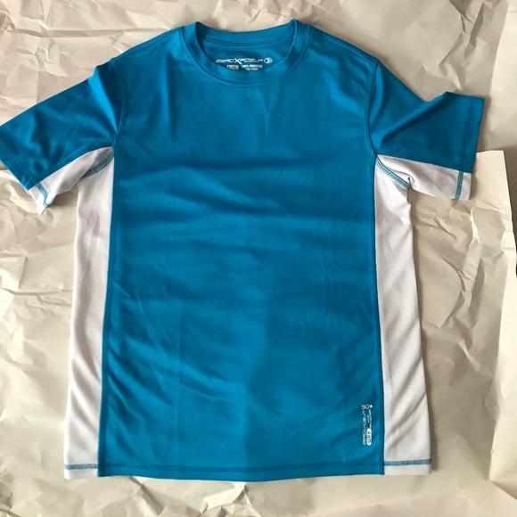 Sun Protection T-Shirt ZeroXposur Boy/'s Surf UPF 50